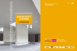 DAPh cover Architect@Work Luxemburg