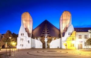 architectuurfotografie van DAPh