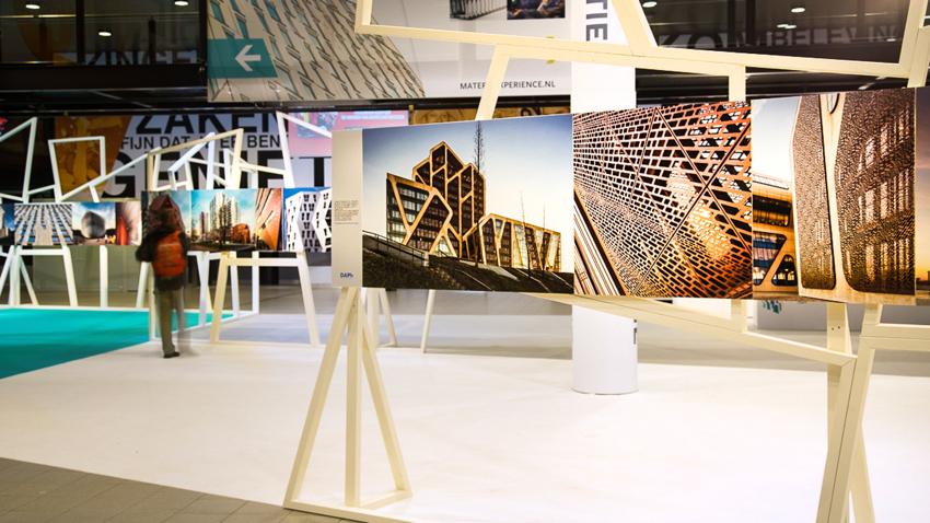 De architectuurfotografen van DAPh exposeren in Ahoy Rotterdam. Foto: DAPh/Jan Paul Mioulet