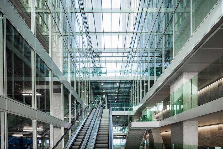 DAPh/Hennie Raaymaakers De Rotterdam van Rem Koolhaas