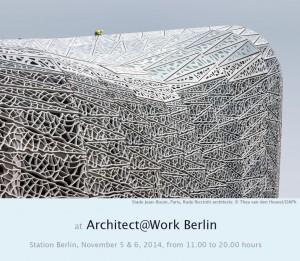 Architectuurfotografie DAPH Architect@work Berlijn